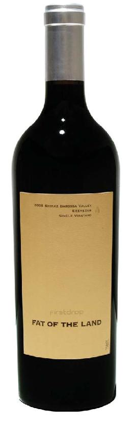 FAT OF THE LAND Shiraz 2009 Ebenezer