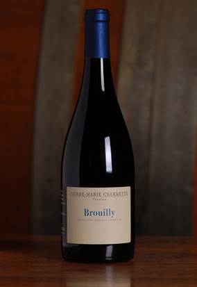 Brouilly 2011 Chermette