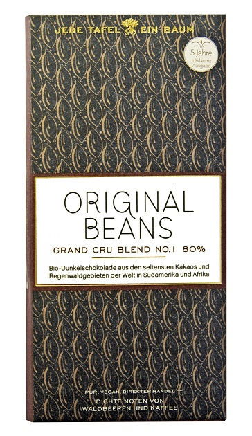 Grand Cru Blend 80% Original Beans