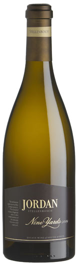 Chardonnay NINE YARDS 2013 Jordan