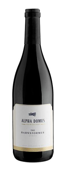 THE BARNSTORMER Shiraz 2011 Alpha Domus