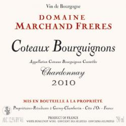 Chardonnay 2011 Marchand Freres